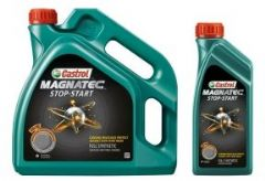 Castrol 5W/30 Magnatec available in 1 Litre & 4 Litre